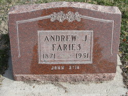 Andrew Jackson Faries