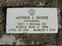 Arthur L House