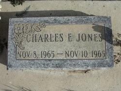Charles E Jones