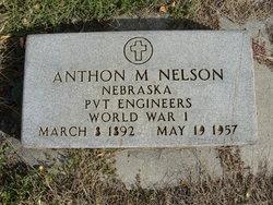 Anthon M Nelson