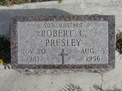 Robert Calvin Presley
