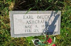 "Earl ""Muck"" Ashcraft"