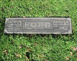 George Barney Ford