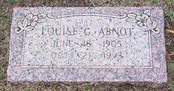 Louise G. Abnot