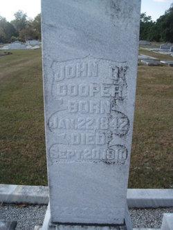 John C Cooper
