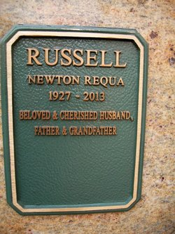 "Newton Requa ""Newt"" Russell"