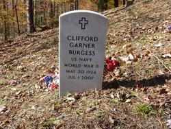 Clifford Garner Burgess