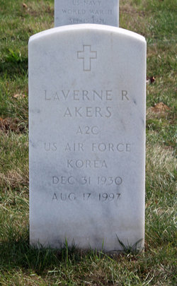 Laverne R Akers