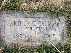 "Arthur Charles ""Art"" Crum, Sr"