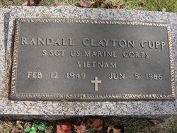 Randall Clayton Cupp