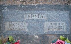 Pearl E. Adney