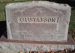 Rev Franz Oscar Wilhelm Gustafson