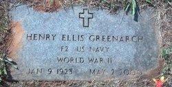 Henry Ellis Greenarch