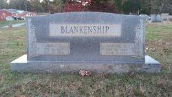 Nannie Burnley <I>Little</I> Blankenship