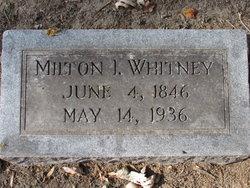 Pvt Isaac Milton Whitney