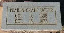 Pearla <I>Craft</I> Salter