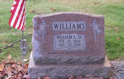 """William Leroy """"Willie"""" Williams, Jr"""