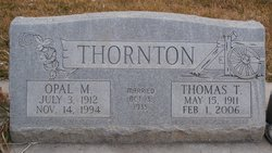 Opal Matilda <I>Stacy</I> Thornton