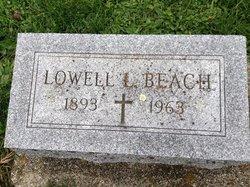 Lowell L Beach