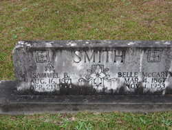 Samuel B Smith