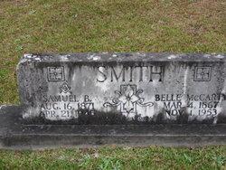 Belle <I>McCarty</I> Smith