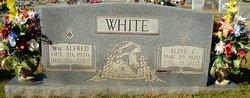 Aline <I>Ward</I> White