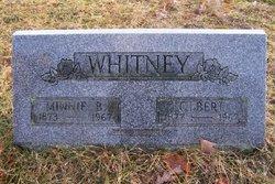 Clarence Bert Whitney