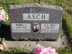 Mary Louise <I>Bowler</I> Asch