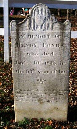Henry Isaac Fonda