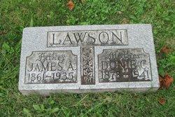Dona <I>Cook</I> Lawson