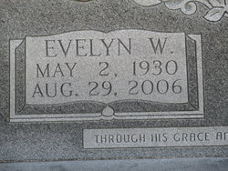 Eva Evelyn <I>Warhurst</I> Crews