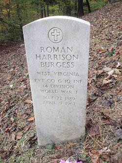 Roman Harrison Burgess