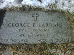 George E Larrain