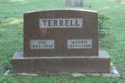 Maudie <I>Bowman</I> Terrell