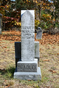 Elizabeth <I>Whitlatch</I> Headlee