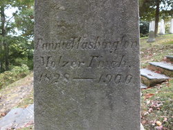 Fannie Louisa Augusta <I>Washington</I> Finch