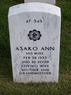 Asako Ann Amann