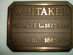 Charles Lawrence Whitaker