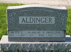 Malcolm Sterner Aldinger