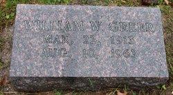 William Walter Greer