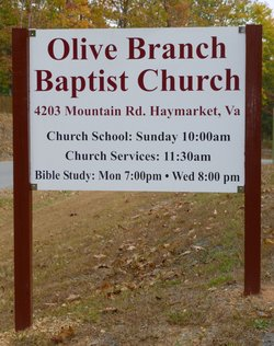 Olive Branch Baptist Church Cemetery