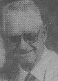 Harold James Hunter