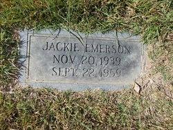 Jackie Carl Emerson
