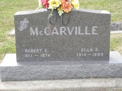 Ella K <I>Kammerud</I> McCarville
