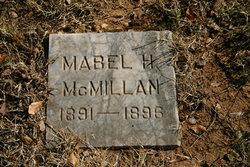 Mabel H McMillan
