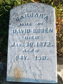 Barbara Boden