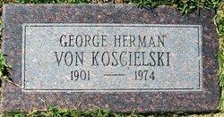 George Herman Von Koscielski