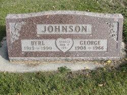 George Clifford Johnson