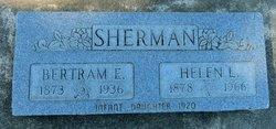 Bertram Edward Sherman