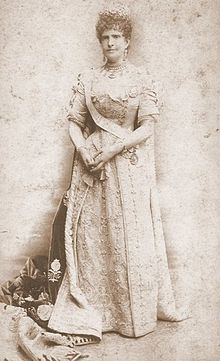 Maria-Pia Pia of <I>Savoy-Carignano</I> Saxe-Coburg-Kohary-Braganza